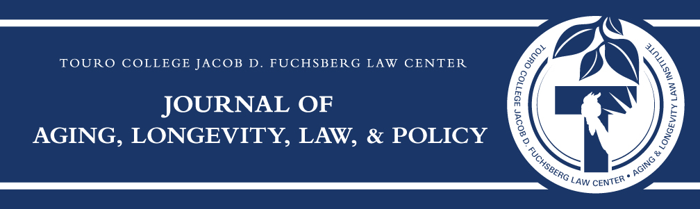 Journal of Aging, Longevity, Law, and Policy